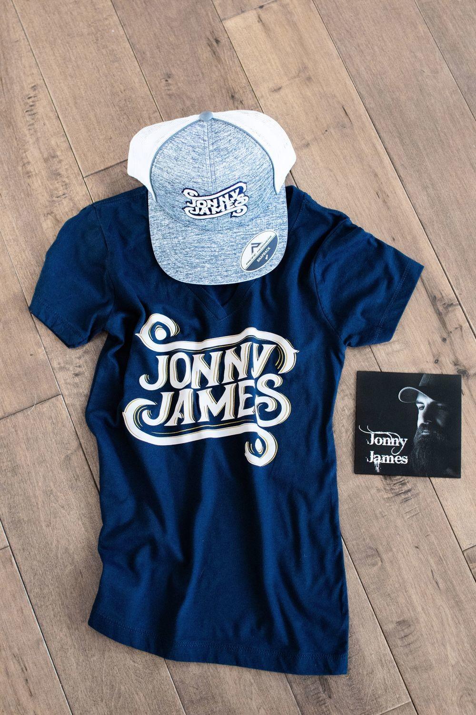 Jonny James Crew Neck T