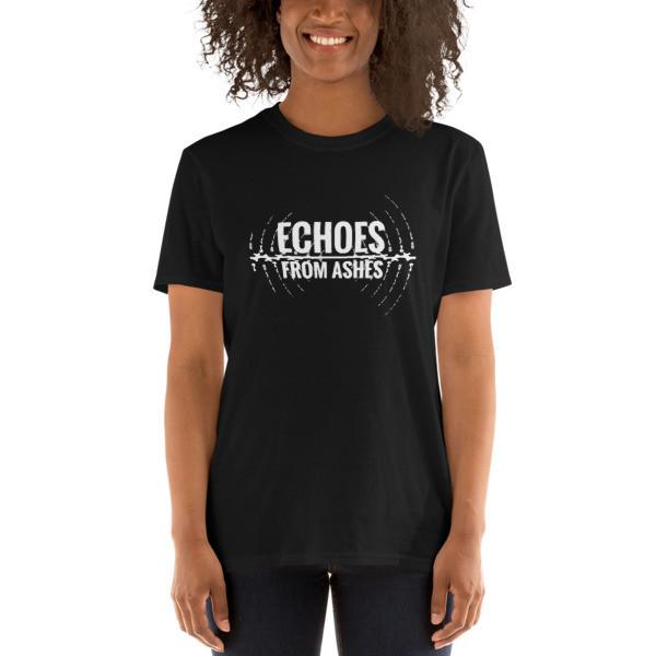 Black Short-Sleeve Unisex T-Shirt
