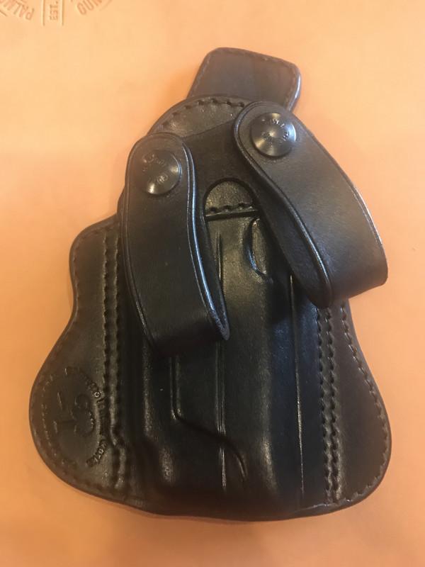 Hudson H9 UCP, black standard body, trim and loops