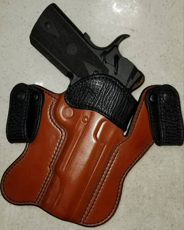 Pinnacle Carry IWB Smith And Wesson Shield
