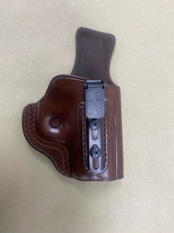 Inside the Waistband Single Clip Holster