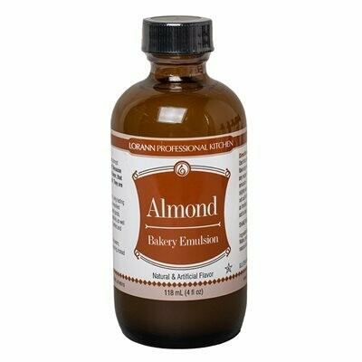 Almond Bakery Emulsion - 4oz