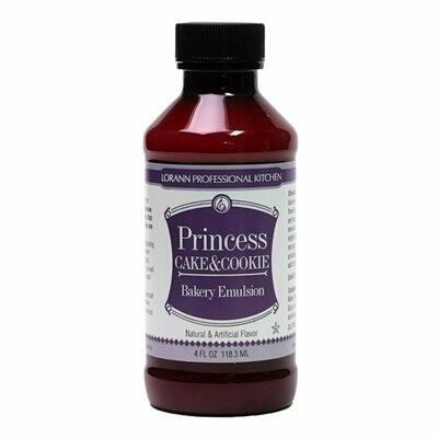 Princess Bakery Emulsion - 4oz