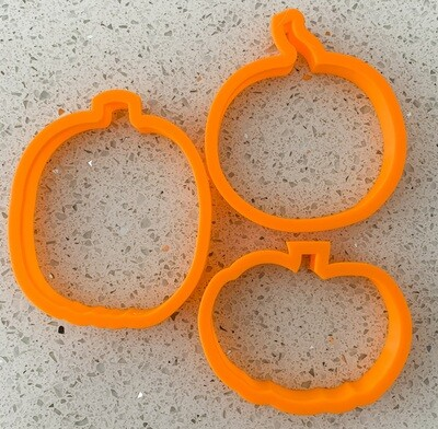 3 Piece Cutter Set for Pumpkin Party Classes