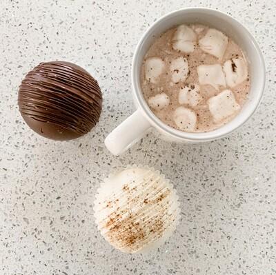 Pre-order Hot Cocoa Bombs