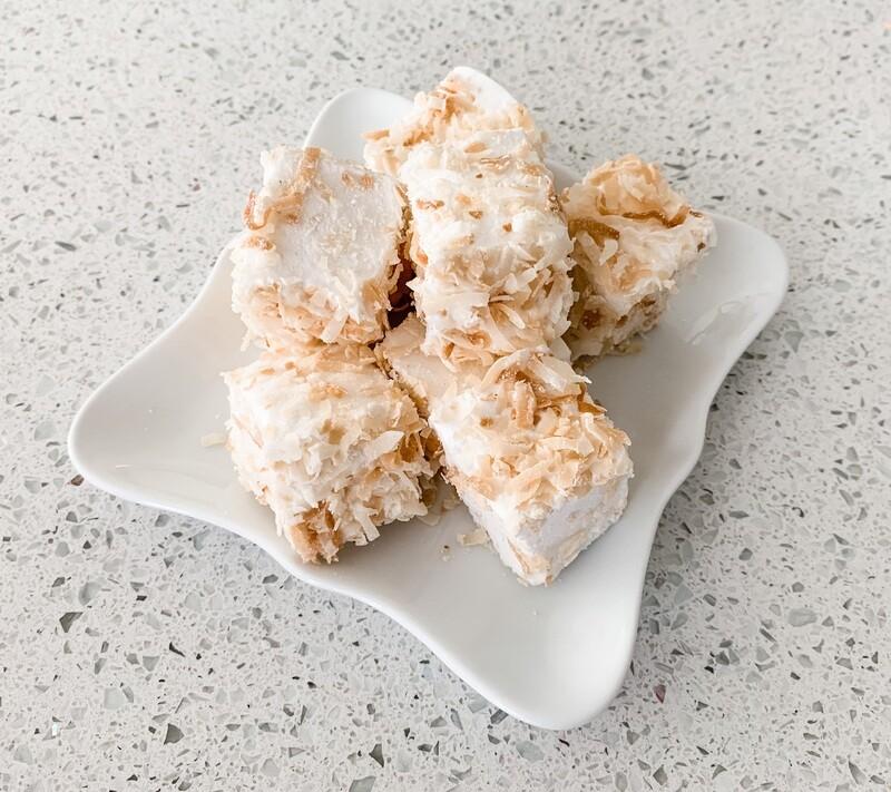 Fluffy Delicious Marshmallows