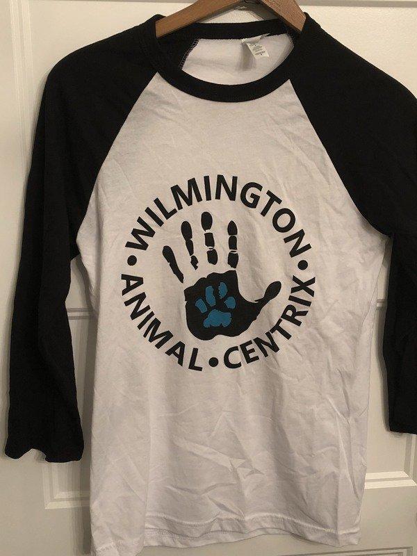 Baseball Tee - Wilmington Animal Centrix