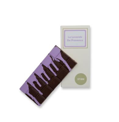 STEM Lavender Essence (Vegan) Mushroom Chocolate Bar