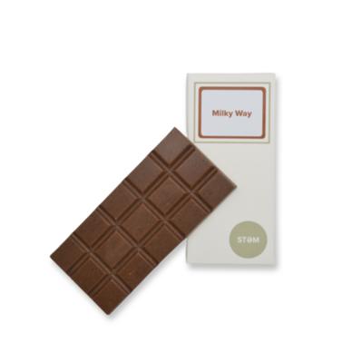 STEM Milky Way Mushroom Chocolate Bar