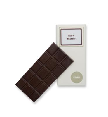 STEM Dark Matter (Vegan) Mushroom Chocolate Bar