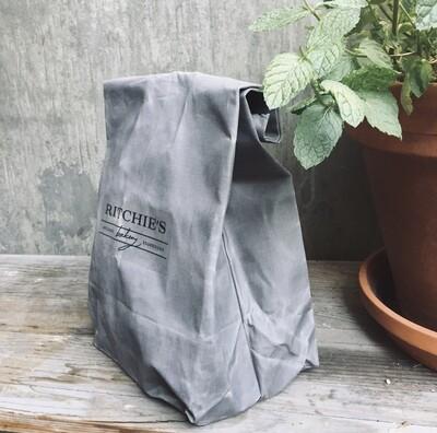 Reusable Beeswax Bread Sack