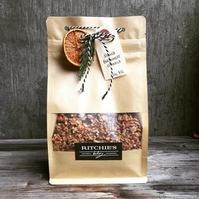 Quinoa Buckwheat Granola, 450g