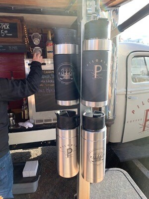 PILGRIM Stainless Tumbler with Magnet Lid
