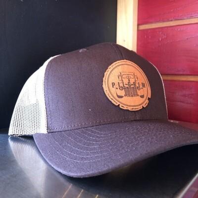 Pilgrim Coffee Truck-er Hat