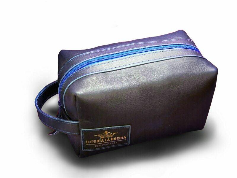 Horween Essex Leather Dopp Kit