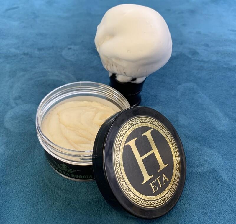 ILR ETA Shave Soap 5 oz. (Italian Bergamot, Grapefruit, and Lavender)
