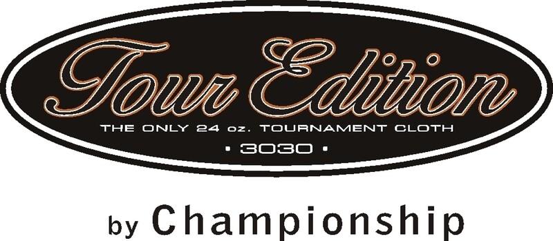 Championship Tour Edition 3030 Pool Table Cloth