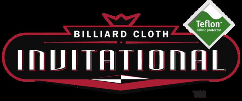 Championship Invitational w/Teflon® Pool Table Cloth