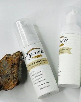 Eyelash Cleanser Lash Shampoo