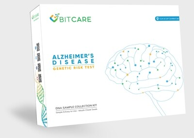 Alzheimer's Disease DNA Test Kit