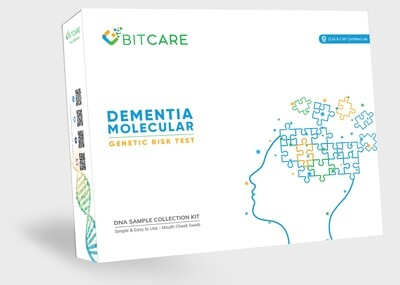 Dementia Molecular DNA Test Kit