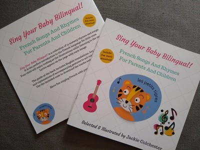 Sing Your Baby Bilingual - French Songs and Rhymes book with free album download
