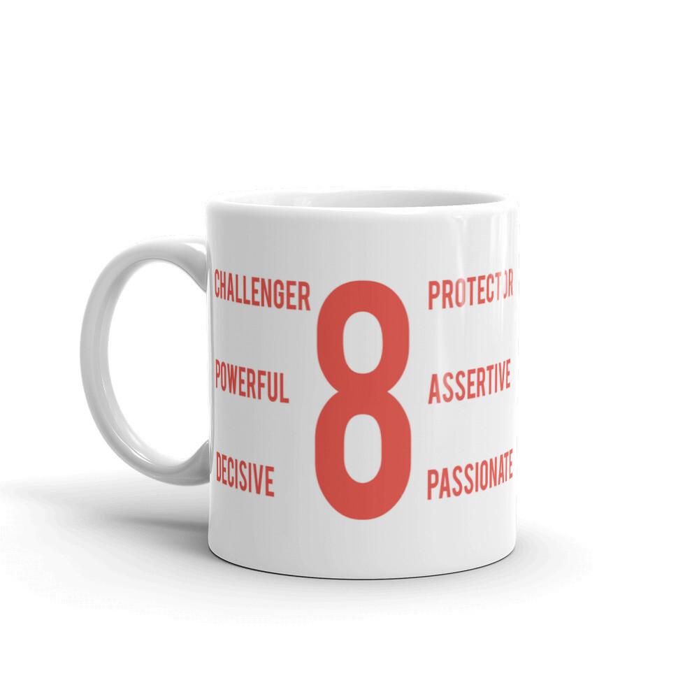 Enneagram 8 Mug