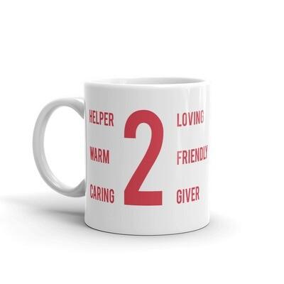 Enneagram 2 Mug