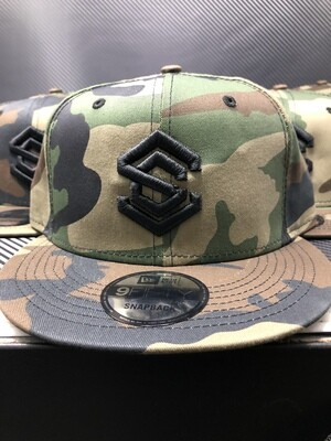"""SC"" New Era 9Fifty Woodland Hat"