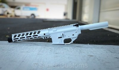 AR Upper/Lower/Handguard Combo