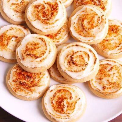 Single Filled Pen - Brulee'd Cookies