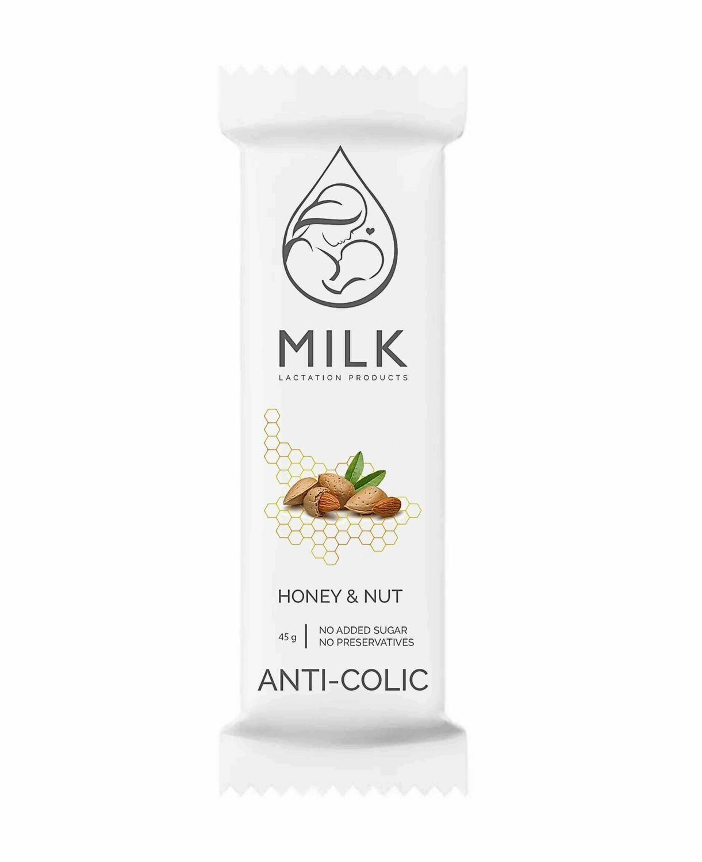 30x Honey & Nut Lactation Bars to Increase Milk Supply
