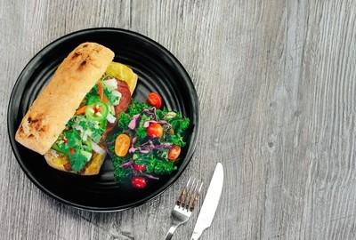 Banh Mi Sandwich (Serve 10)