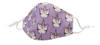 Purple Unicorn Mask