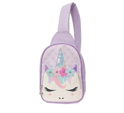 Mini Sling Backpack Purse