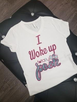 I Woke Up Totally Posh