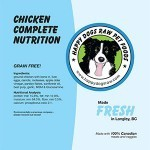 CHICKEN COMPLETE - Meat, Organ, Bone, Veggies, Supplements