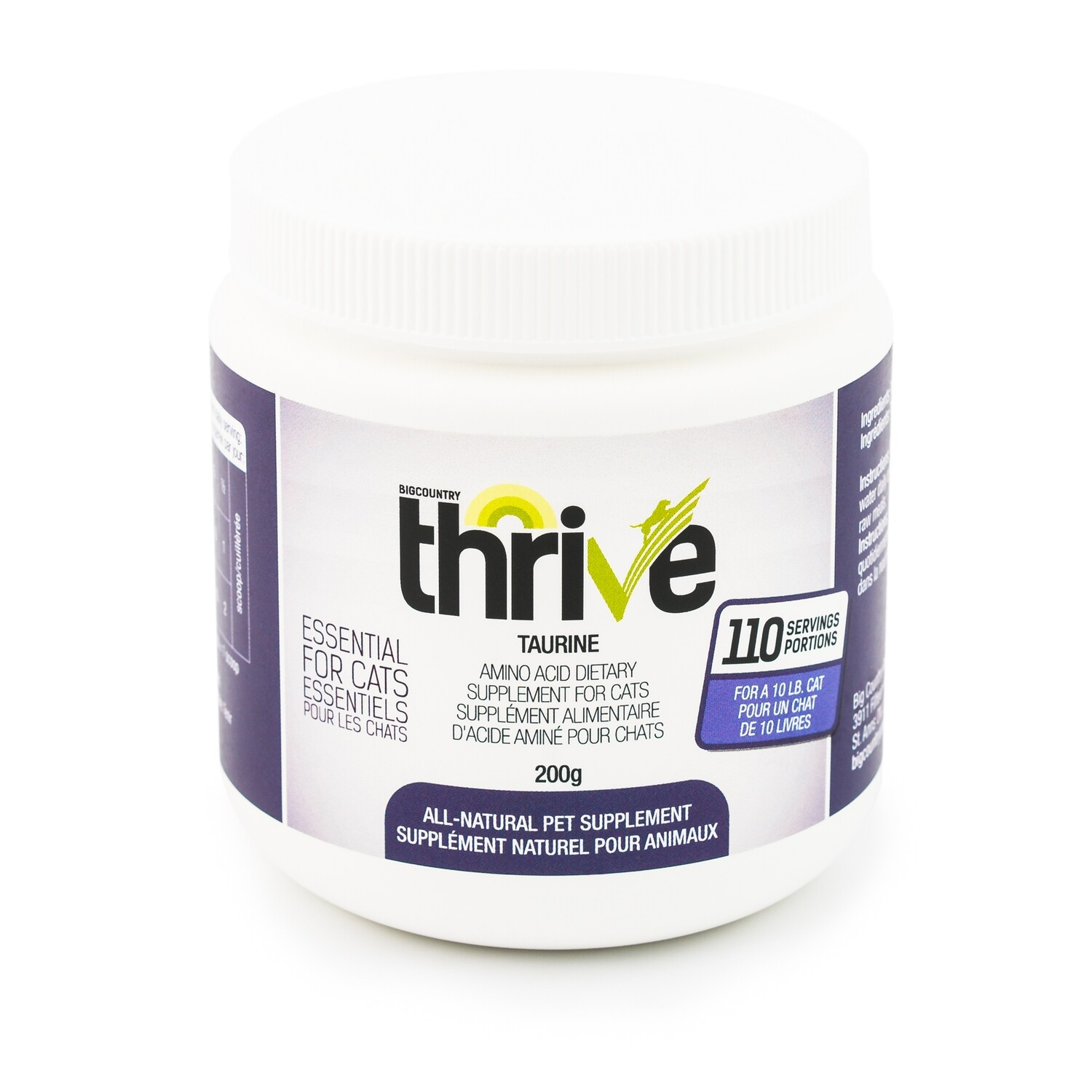 THRIVE: TAURINE