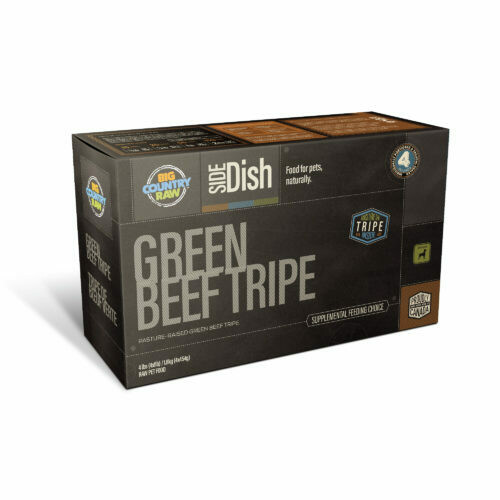 BEEF TRIPE - Finely Ground