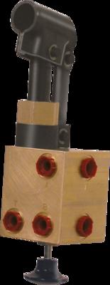 643530 - Hand Pump with 4-Way Valve