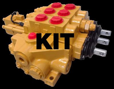 1604-635-016 - KIT-SEAL & SHIM (3 SECT STK) (R978725182)