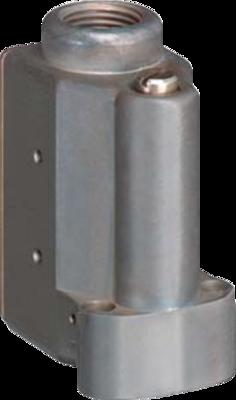 357052 - Single Switch PK-50B Subplate (SAE-4 Str. Thd.)
