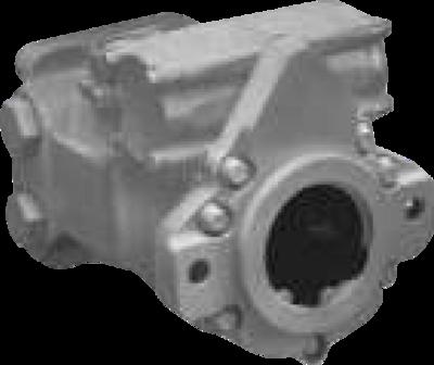 4253020 - MOTOR-FIXED-DISPL MMF025 (KUHN AUDUREAU S.A. A4020060 1)