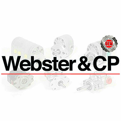 Part Number List for ALL Webster and CP pumps. For price and availability contact sales@qccorp.com or call 708-887-5400 Ext. 2.