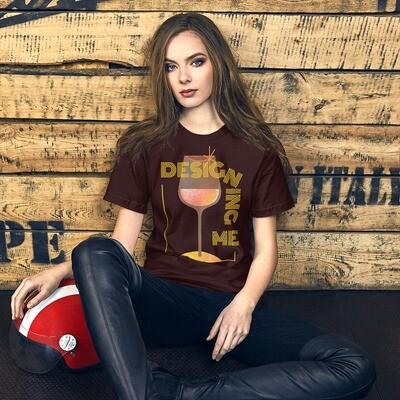 Short-Sleeve Unisex T-Shirt-Designing Me