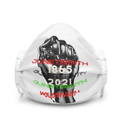 Premium Face Mask-Juneteenth