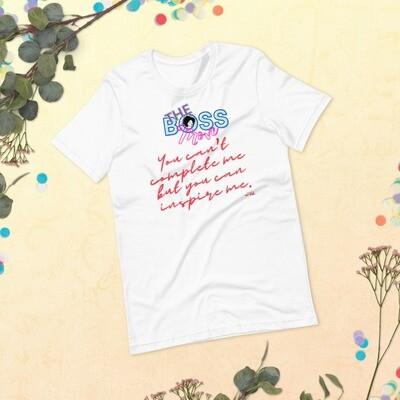 Inspire Me-Short-Sleeve Unisex T-Shirt