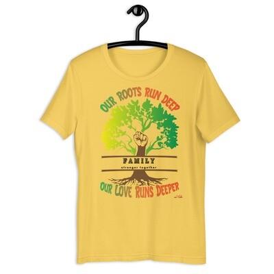 Roots - Short-Sleeve Unisex T-Shirt