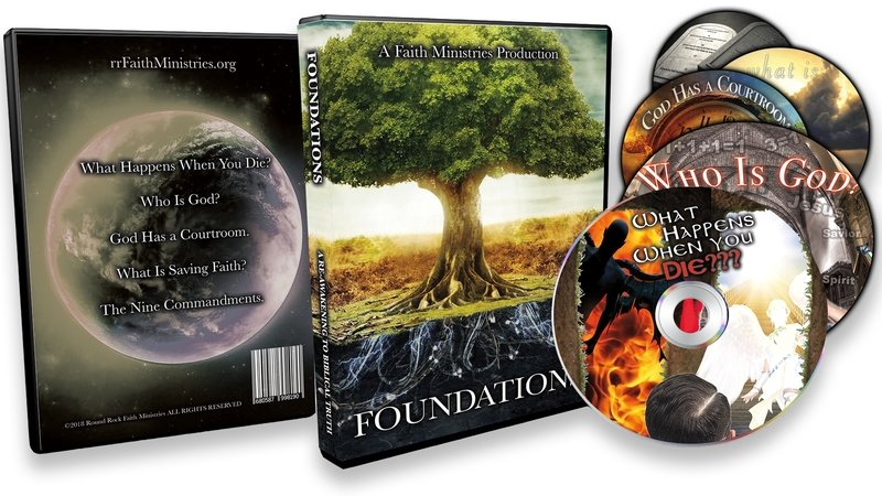 Foundations 5-Disc DVD Series