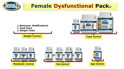 Female - 3 Month Dysfunctional Packs